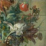 Stilleven met bloement