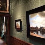 Gezicht op Delft Johannes Vermeer