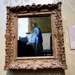 Brieflezende vrouw Johannes Vermeer