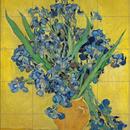 Irissen Vincent van Gogh
