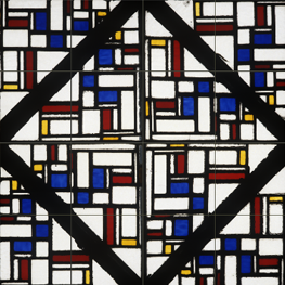 Stained-glass composition III