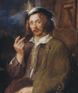 Jan Davidsz. de Heem, de schilder en de reprodukties op canvas, linnen tegels en onderzetters