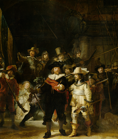 Rembrandt van Rijn Collection