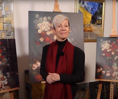 Stilleven met akkerbloemen; wat zit er achter dit werk van Vincent van Gogh?