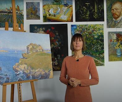 Le Per Kiridy; een Dutch Art Reproduction op museum kwaliteit canvas