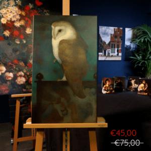 Big Owl on Screen