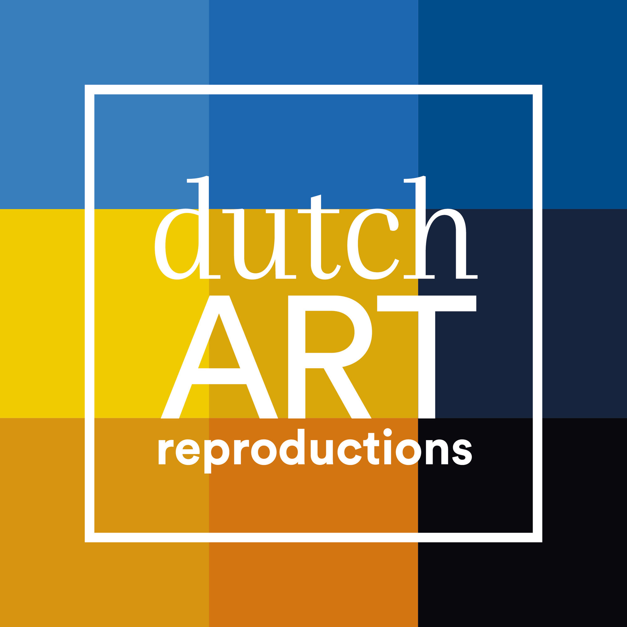 Dutch Art Reproductions, oude meesters op canvas en keramische tegel tableaus!